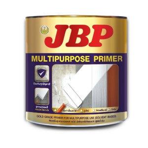 สีรองพื้นปูนอเนกประสงค์ เจบีพีมัลติเพอเพิส ไพรเมอร์ สูตรน้ำมัน 1 แกลลอน