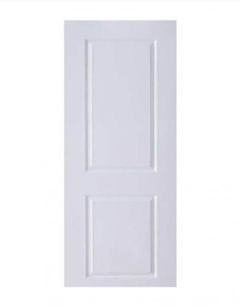 ประตู UPVC Unix UP-2 สีขาว