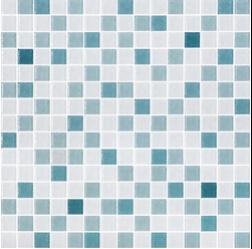 COTTO โมเสค กลาส เบลนด์ ดิซซี่02 เทอร์คอยซ์(06S)12x12GA