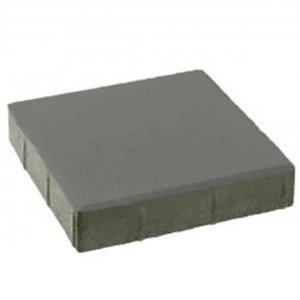 เอสซีจี บล็อกปูพื้น 30x30x6 ซม. รุ่นศิลาเหลี่ยม สีเทา