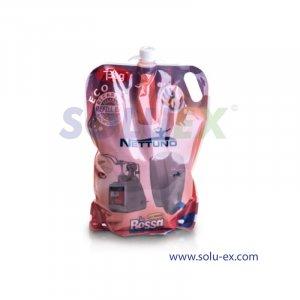 น้ำยาล้างมือแบบถุงเติม (รีฟิล) เบอร์00788 Nettuno La Rossa in Gel ขนาด 3000 ml