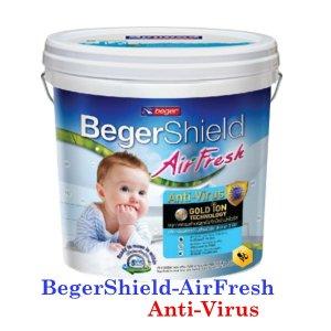 BegerShield AirFresh Anti-Virus ภายใน-ด้าน