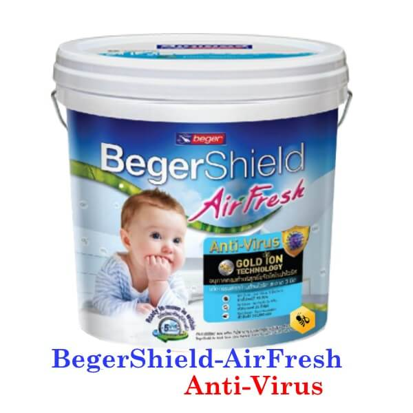 BegerShield AirFresh Anti-Virus ภายใน-ด้าน
