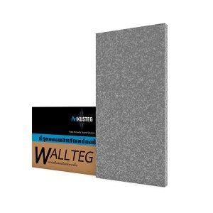 ฉนวนกันเสียง โพลีเอสเตอร์ Wallteg 6 แผ่นต่อกล่อง