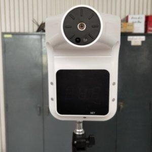 เครื่องวัดอุณหภูมิร่างกาย รุ่นMUKIN แถมฟรี ขาตั้งเครื่อง