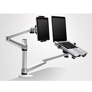 ขาวางโน๊ตบุ๊ค แบบยึดขอบโต๊ะ รุ่น LTS-460