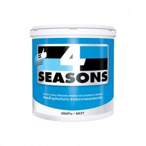 TOA 4 SEASONS Alkali Resisting Primer
