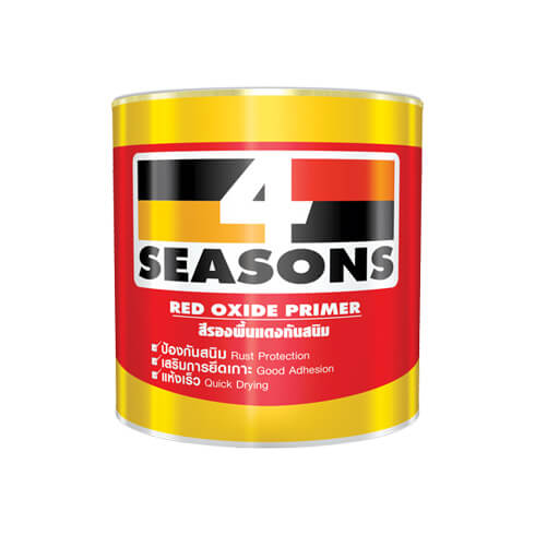 TOA 4 SEASONS Red Oxide Primer