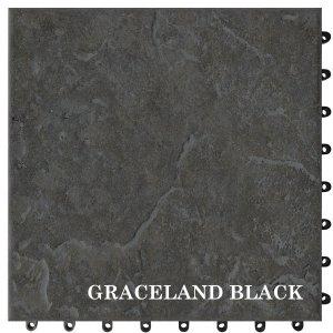 Cotto Quick GRACELAND BLACK