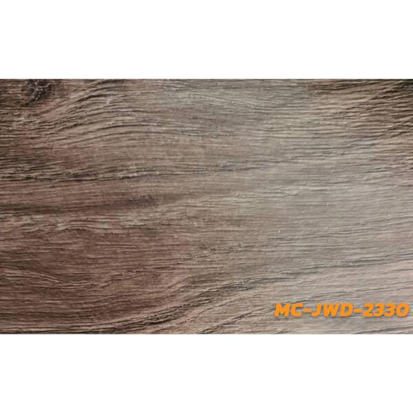 Tile กระเบื้องยางลายไม้รุ่น MC-JWD-2330