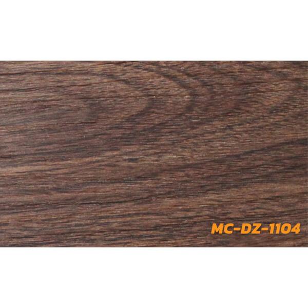 Tile กระเบื้องยางลายไม้รุ่น MC-DZ-1104