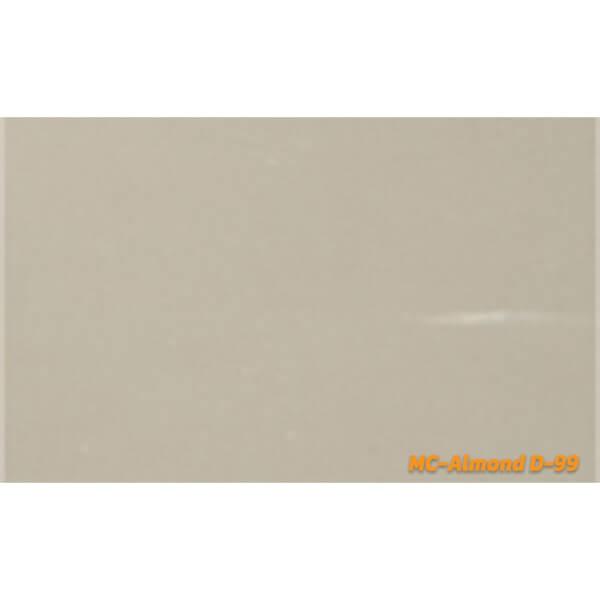 Tile กระเบื้องยางสีพื้น MC-ALMOND D-99