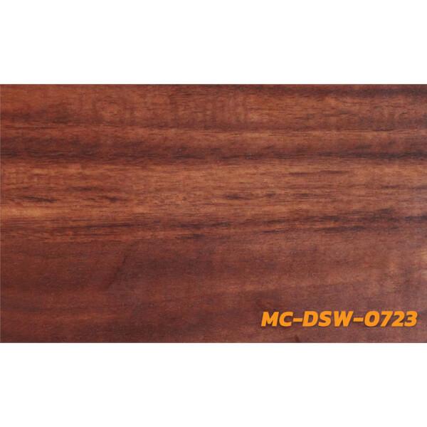 Tile กระเบื้องยางลายไม้ แบบ LVT รุ่น MC-DSW-0723