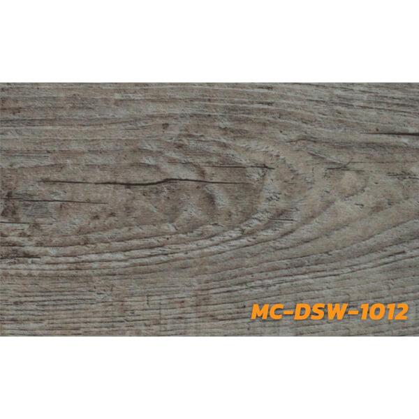 Tile กระเบื้องยางลายไม้ แบบ LVT รุ่น MC-DSW-1012