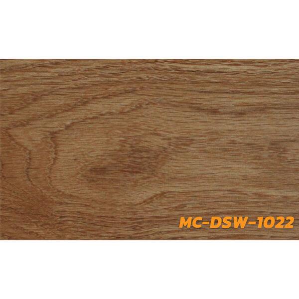 Tile กระเบื้องยางลายไม้ แบบ LVT รุ่น MC-DSW-1022