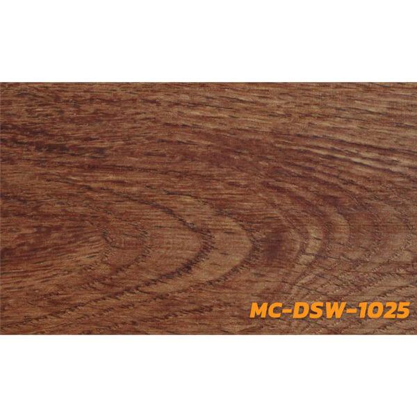 Tile กระเบื้องยางลายไม้ แบบ LVT รุ่น MC-DSW-1025