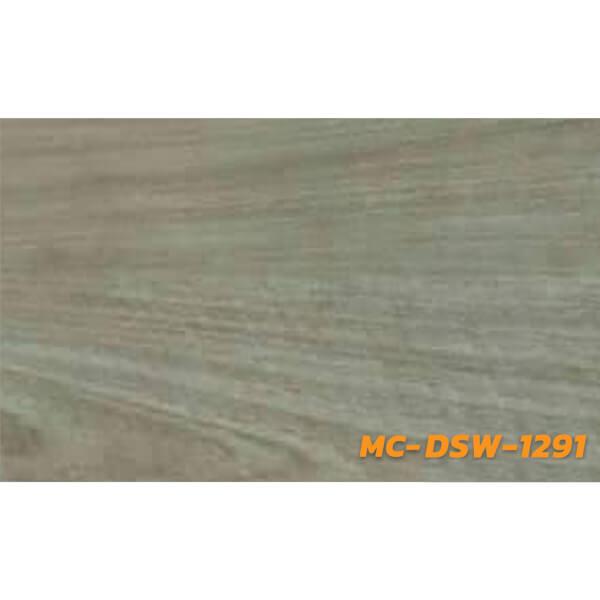 Tile กระเบื้องยางลายไม้ แบบ LVT รุ่น MC-DSW-1291