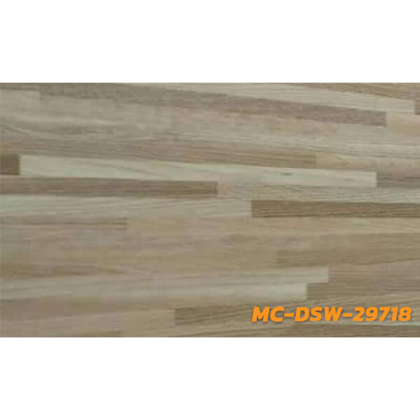 Tile กระเบื้องยางลายไม้ แบบ LVT รุ่น MC-DSW-29718