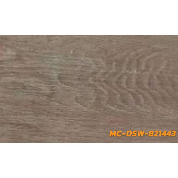 Tile กระเบื้องยางลายไม้ แบบ LVT รุ่น MC-DSW-821443
