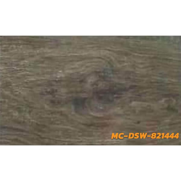 Tile กระเบื้องยางลายไม้ แบบ LVT รุ่น MC-DSW-821444