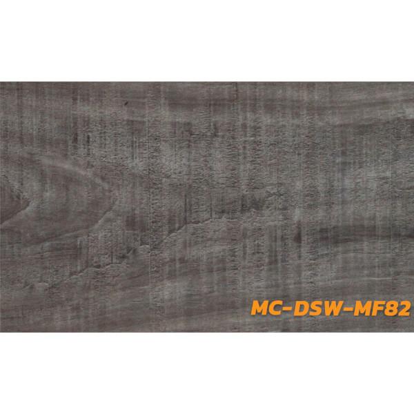 Tile กระเบื้องยางลายไม้ แบบ LVT รุ่น MC-DSW-MF82