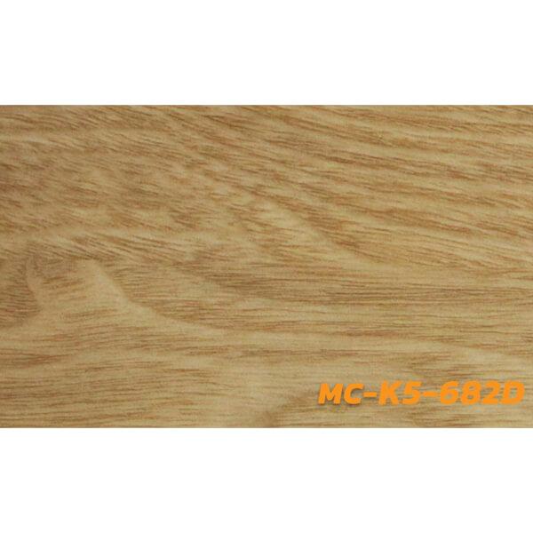 Tile กระเบื้องยางลายไม้ แบบ LVT รุ่น MC-K5-682D