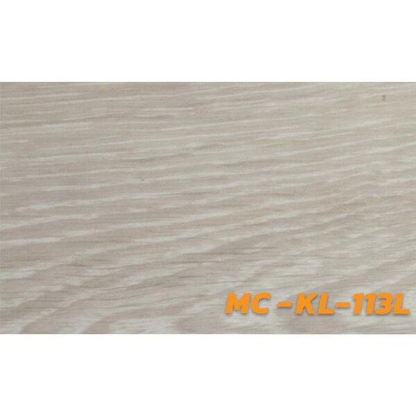 Tile กระเบื้องยางลายไม้ รุ่น MC-KL-113L