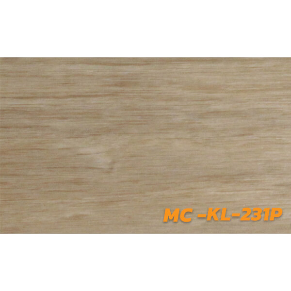 Tile กระเบื้องยางลายไม้ รุ่น MC-KL-231L