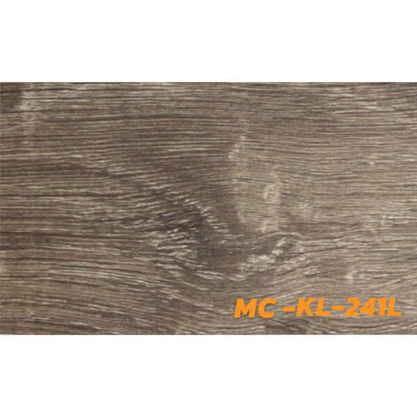 Tile กระเบื้องยางลายไม้ รุ่น MC-KL-241L