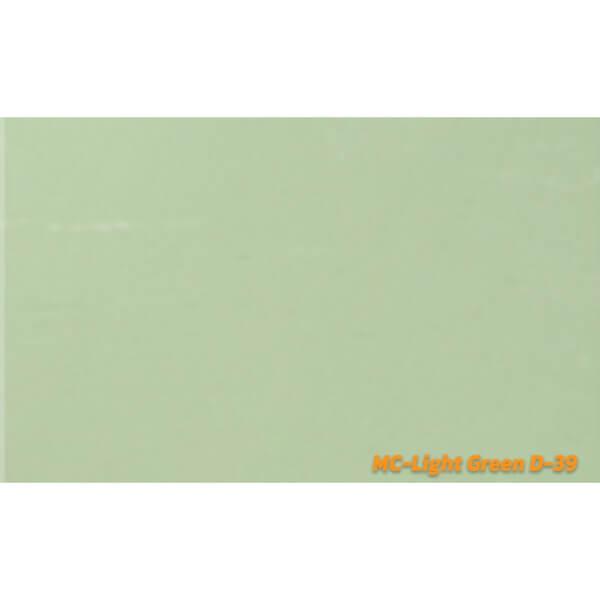 Tile กระเบื้องยางสีพื้น MC-LIGHT GREEN D-39