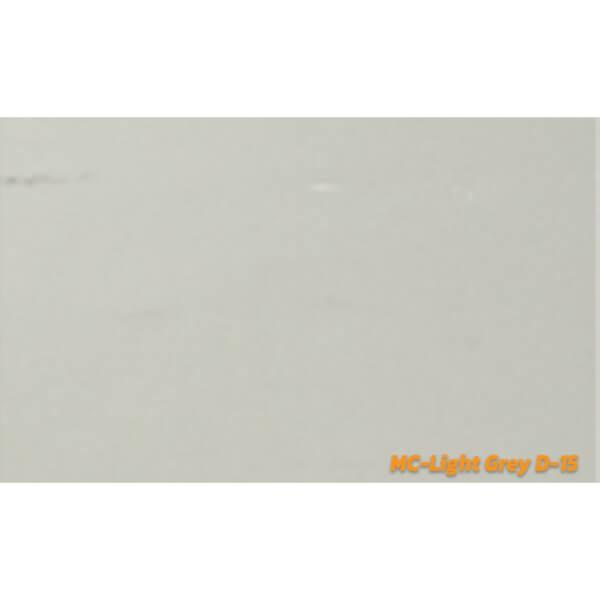 Tile กระเบื้องยางสีพื้น MC-LIGHT GREY D-15