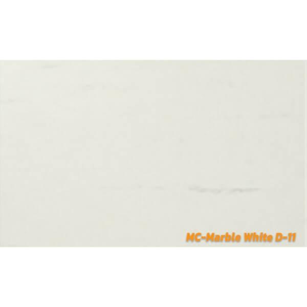 Tile กระเบื้องยางสีพื้น MC-MARBLE WHITE D-11
