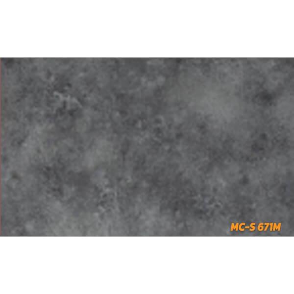 Tile กระเบื้องยางลายหินMC-S 671M