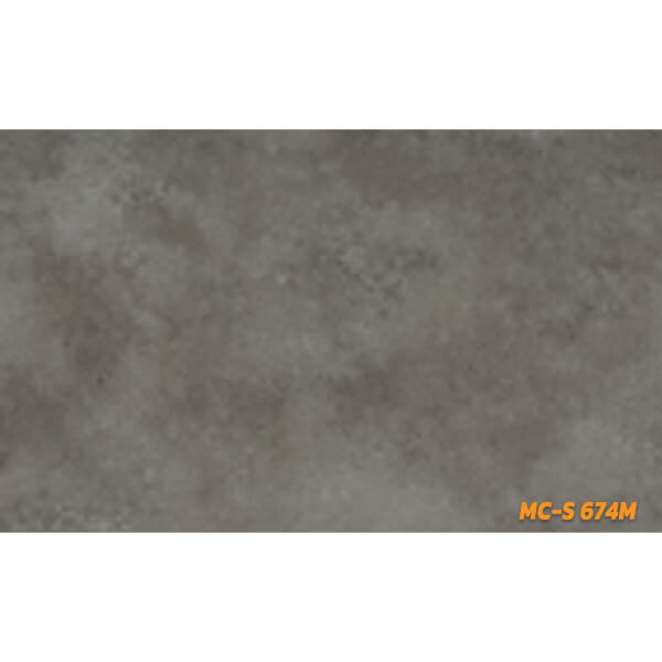 Tile กระเบื้องยางลายหินMC-S 674M