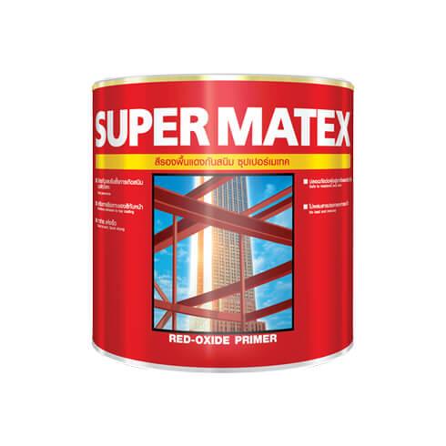 TOA SUPER MATEX RED OXIDE PRIMER