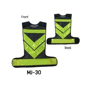 เสื้อสะท้อนแสง MJ-30