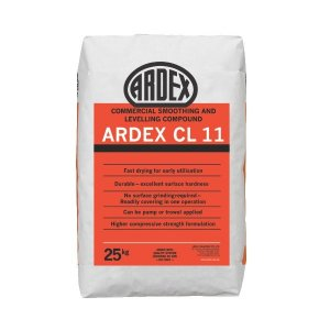 ARDEX CL 11 Commercial Smoothing and Levelling Compound 25 กก.