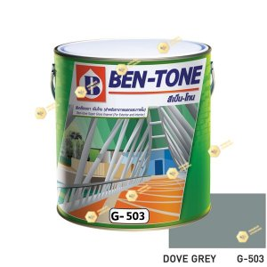 เบนโทน เบเยอร์ G-503 Dove Grey สีเคลือบเงา 1gl