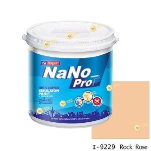 นาโนโปร สีน้ำอะคริลิก I-9229 สีน้ำด้านภายใน-1gl
