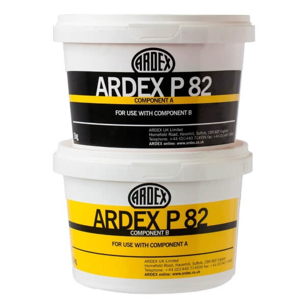 ARDEX P 82 Synthetic Resin Based Primer 6 กก.