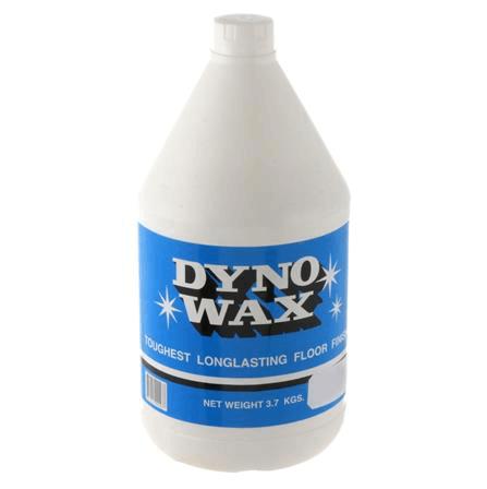 น้ำยาเคลือบเงา กระเบื้องยาง Dynowax 3.7 กก.
