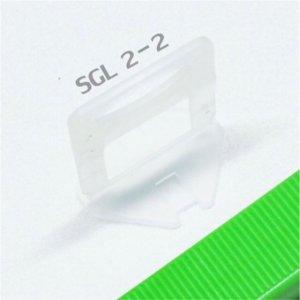 คลิปปรับระดับกระเบื้อง plastic spacer clip 100pcs