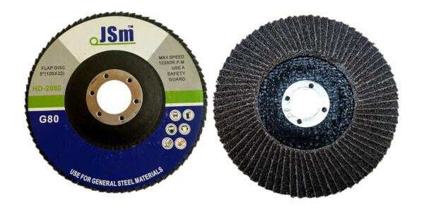 "FLAP DISC 4""(100x16mm)JSM XA911 (แข็ง) (new)"