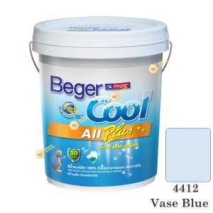 เบเยอร์คูล ออลพลัส 4412 สีน้ำอะคริลิก กึ่งเงาภายนอก-ใน-5gl.