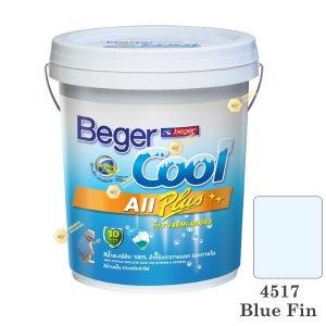 เบเยอร์คูล ออลพลัส 4517 สีน้ำอะคริลิก กึ่งเงาภายนอก-ใน-5gl.