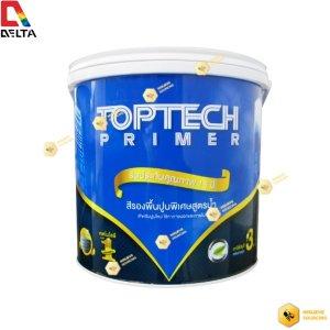 DELTA TOPTECH PRIMER สีเดลต้า ท็อปเทค ไพรเมอร์ สูตรน้ำ-1gl.