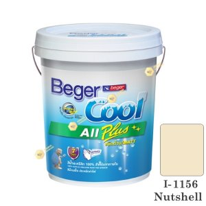 begerCool All Plus I-1156 สีน้ำอะครีลิก-ด้าน ภายใน-5gl.