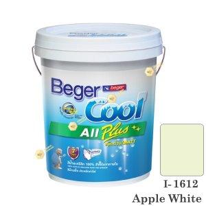 begerCool All Plus I-1612 สีน้ำอะครีลิก-ด้าน ภายใน-5gl.