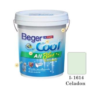 begerCool All Plus I-1614 สีน้ำอะครีลิก-ด้าน ภายใน-5gl.