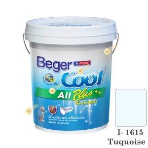 begerCool All Plus I-1615 สีน้ำอะครีลิก-ด้าน ภายใน-5gl.